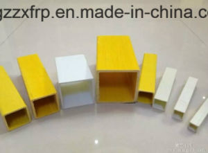 FRP GRP/Fiberglass Square Pipe/Tube pictures & photos