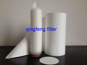 10inch Micro Pleated PVDF Filter Cartridge pictures & photos