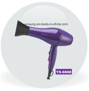 2200W Blower Salon High Power Professional Hair Dryer (YS-6668) pictures & photos