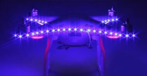 Waterproof LED-Night-Light with Depressurization Module Accessory for Dji-Phantom-3 pictures & photos