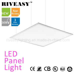36W LED Light Panel with UL&GS 90lm/W LED Panel Light pictures & photos