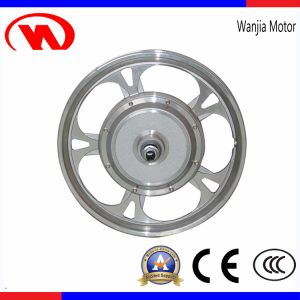 High Quality 16 Inch Sliver White Hub Motor pictures & photos