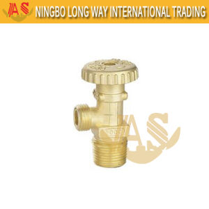Valve for Gas Cylinder Safety Angle Valve pictures & photos