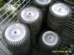 Double Stage Ring Blower 11kw Vacuum Pump Side Channel Blower pictures & photos