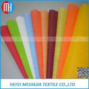 Polyester Spunbond Custom Non Woven Fabric Roll for Mattress pictures & photos