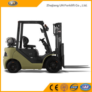 3 Ton LPG Forklift with Max 4.8m Height pictures & photos