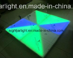 LED Dance Floor for Weddings DJ Party 100cm*100cm 720PCS Acrylic Colorful LED Dance Floor Light pictures & photos