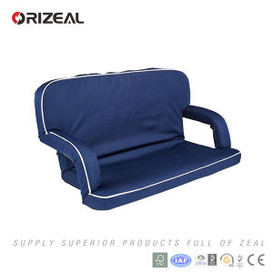 Orizeal Portable Comfort Recliner Football Double Folding Stadium Seat pictures & photos