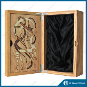 Wooden Whisky Box (HJ-PWSY01) pictures & photos