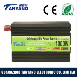 1000W Low Frequency off Grid Power Inverter with UPS Function pictures & photos