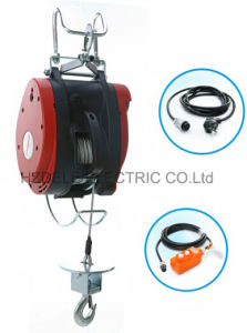 China Suppluy 250kg Electric Wire Rope Hoist pictures & photos