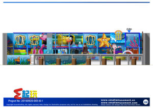 Hot Sale Ocean Themed Indoor Playground Equipment pictures & photos