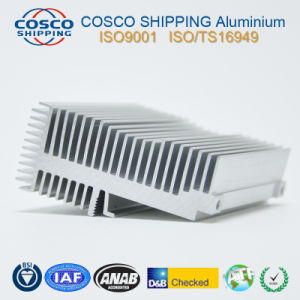 High Cooling Performance Aluminium Profile for Heat Sink pictures & photos