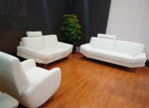 Sectional Sofa for Leather Sofa Factory with Chinese Furniture pictures & photos