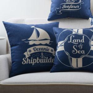 Factory Sale Expensive Cotton Linen Accent Pillows Sofa pictures & photos