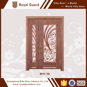 China Factory Low Prices Superior Customize Stainless Steel Door Exterior Door Security Door Designs