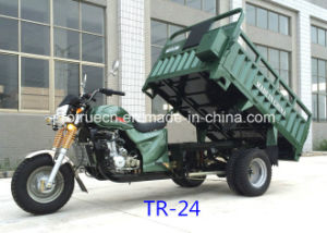 Hummer 250cc Water Cooled Engine 3 Wheeler Tricycle with EEC Double Rear Tire pictures & photos