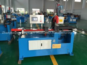 Plm-Qg350nc Semi-Automatic Pipe Cutting Machine pictures & photos