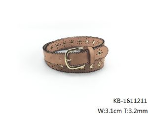 New Fashion Women PU Belt (KB-1611211) pictures & photos