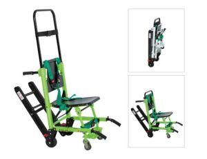 Medical Hospital Adjustable Aluminum Alloy Folding Emergency Ambulance Stretcher pictures & photos