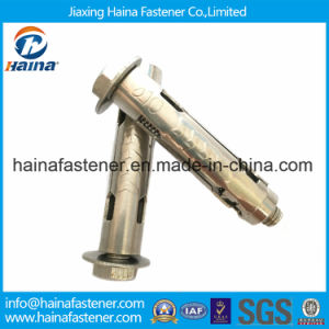 M6 M8 M10 M12 M14 M16 Carbon Steel Color Zinc Plated Expansion Anchor Bolt pictures & photos