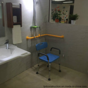 Non-Slip Handrail Bathroom Shower Corner Grab Bar for Disabled pictures & photos