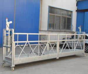 Zlp500 Pin Type Decorating Suspended Working Platform pictures & photos