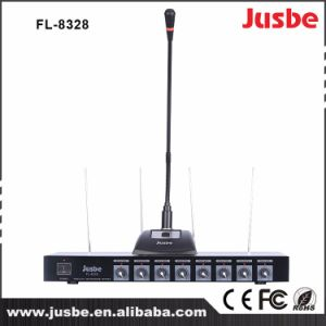 VHF 8 Way Professional Audio Speaker Conference System Microphone pictures & photos