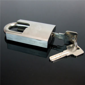Anti-Theft Stainless Steel Shackle Protected Padlock pictures & photos