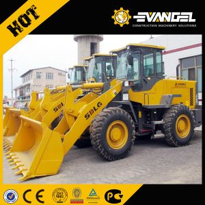 China Made Best Price Sdlg 5 Ton Wheel Loader LG956f pictures & photos