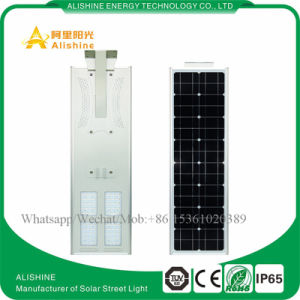 Energy Saving High Brightness IP65 60 Watt LED Solar Street Light pictures & photos