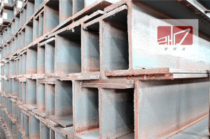 A36/A572/Gr50/A992 H Beam Steel Profiles pictures & photos