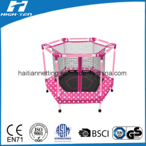 High Quality Mini Trampoline with Enclosure pictures & photos