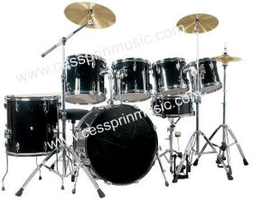 7 PC Drum Set/ Hot Sell/ Drum Manufacturer/ Cessprin Music (CSP7013) pictures & photos