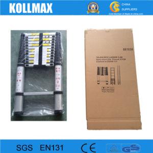 4.4m Aluminumtelescopic Ladder with Ce/En131 pictures & photos