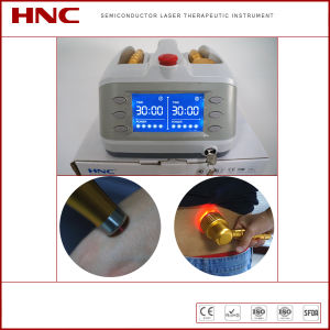 High Quality Laser Therapy Device for Pain Relief with Certificate pictures & photos