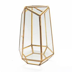 Modern Glass Storm Lantern Manufacturer pictures & photos
