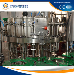 Automatic Red Wine Washing/Filling/Capping 3-in-1 Machine pictures & photos