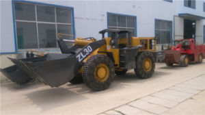 Xd935 3ton 2cbm Underground Loader LHD Scooptram for Mucking Loader pictures & photos