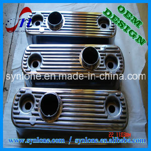 Die Casting Process Aluminum Cover pictures & photos