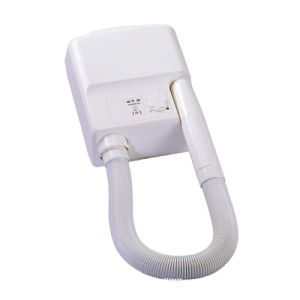 White Color Small Hotel Waterproof Body and Hair Dryer pictures & photos