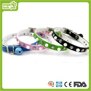 Pet PU Collar Dog or Cat Collar Pet Products pictures & photos