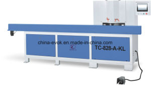 Woodworking Furniture Aluminum Profile Automatic Dual Saw Cutting Machine Tc-828akl pictures & photos