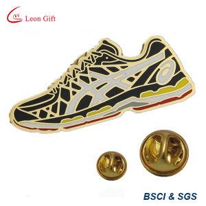 Factory Custom Enamel Gold Badge Lapel Pin pictures & photos
