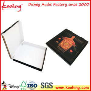 Shenzhen Factory Custom Printing and Packaging Pizza Box pictures & photos
