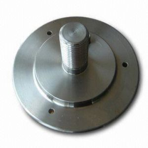 OEM Aluminum Brushed Surface CNC Machining Parts pictures & photos