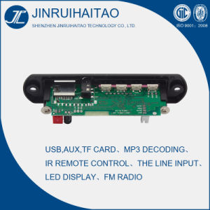 USB TF Radio MP3 Player Bluetooth Module pictures & photos