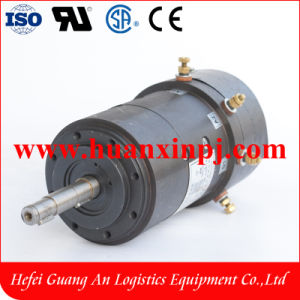 Forklift Parts Walking Motor for Dalong Forklift Xq-0.75-1c pictures & photos