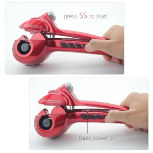 OEM Best Price PRO LCD Hair Curler pictures & photos