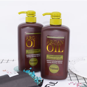 Professional Hair Conditioner with Argan Oil Extact pictures & photos